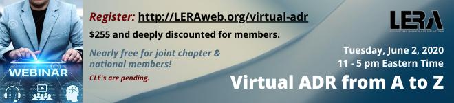 Virtual ADR